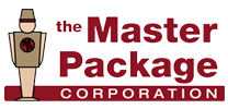 The Master Package Corporation logo Fibre Shipping Containers